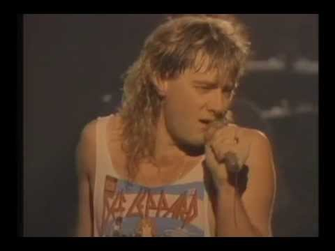 Def Leppard - Foolin' - (In The Round In Your Face 1988) (HQ)
