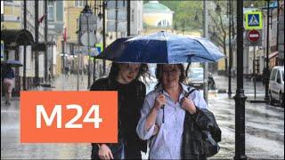 Синоптики предупредили об ухудшении погоды в Москве - Москва 24