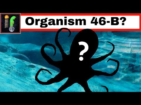 Antarctic secrets 'IF' Organism 46-B and Lake Vostok.