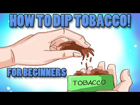 How to dip tobacco for beginners! (Feat. Redneck Souljers)