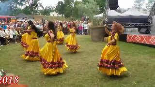 Цыганский танец с бубнами -Dance Hayat