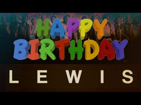 Happy Birthday Lewis Morris