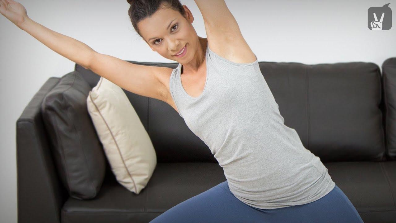 yoga f r den flachen bauch das workout zum wohlf hlen youtube. Black Bedroom Furniture Sets. Home Design Ideas