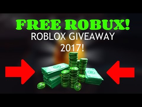 (OPEN!) FREE 1,000 ROBUX EGG HUNT GIVEAWAY 2017 ROBLOX ...