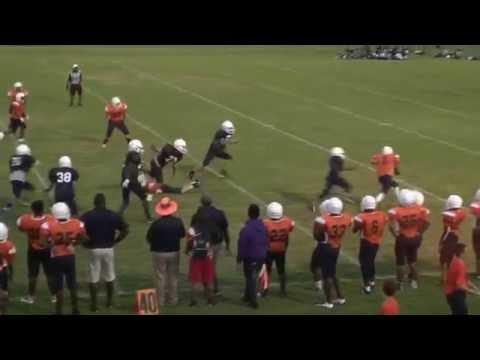 Patterson vs Palo Alto 8th Grade A Team 9-13-16 '