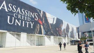 E3 2014 в 4К, Часть 2 - Ubisoft: Division, Assassin's Creed Единство, Far Cry 4, Crew и другие