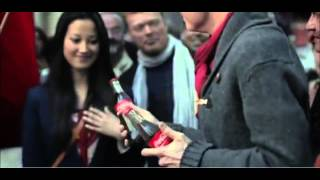 "Music Video ""Something in the Air    Der Coca Cola Weihnachtssong 2012   YouTube"