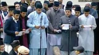 Jalsa Qadian India 2010 - Concluding Session