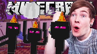 Minecraft | ENDERMAN PARTY!! | Pixel Painters Minigame
