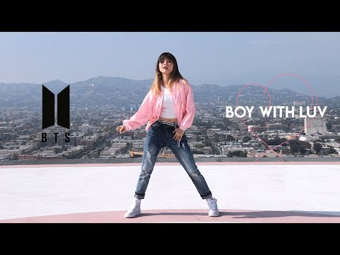 BTS 'Boy With Luv' Dance Cover | @susiemeoww