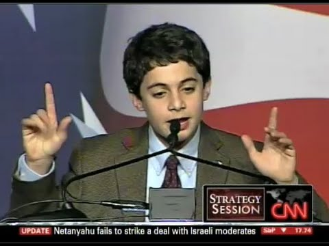 Flashback: 13-Year-Old Conservative's Bizarre CPAC Speech