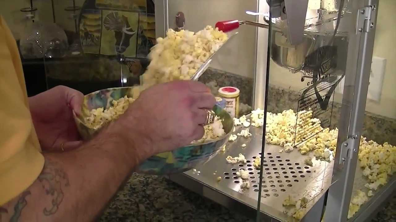 Unboxing The Movie Theater Popcorn Popper Youtube