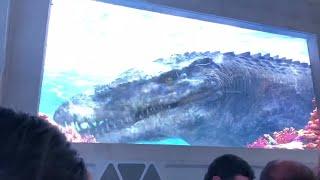 [4K] Jurassic World the Ride (FULL POV) - FIRST DAY Universal Studios Hollywood