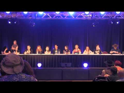 Nightmare Nights Dallas 2015 - All Guests Panel