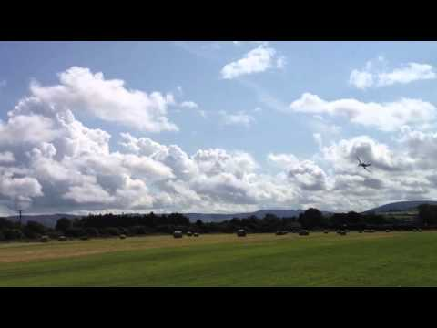 Piper PA32 Cherokee Six Low Pass
