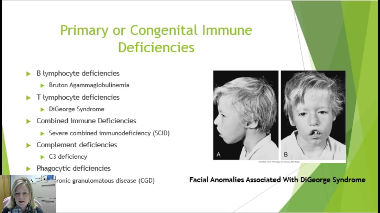 Secondary immunodeficiency in children. Secondary immunodeficiency symptoms and treatment 49