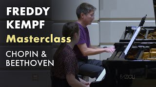 Piano Masterclass with Freddy Kempf
