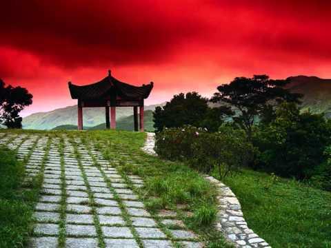 Musique 36 - musique asiatique chinoise lente mais puissante et majestueuse