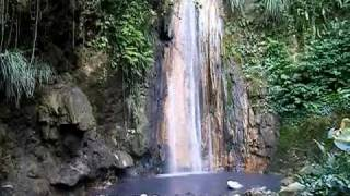 St. Lucia Diamond Falls
