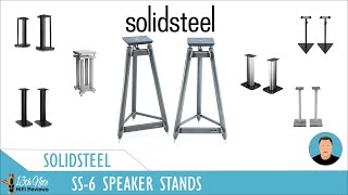 Which Stands 'Stand-Up' Best? (incorporating Solidsteel's SS-6)