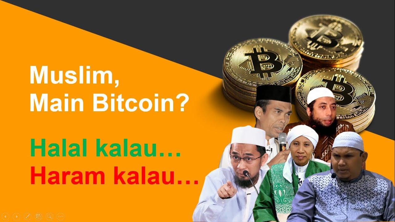 bitcoin halal haram