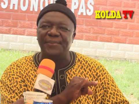 Dialiba KOUYATE I agree to be Minister of Culture and Gambie