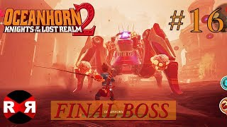Oceanhorn 2: Knights of the Lost Realm - FINAL BOSS - Apple Arcade Walkthrough Gameplay Part 16