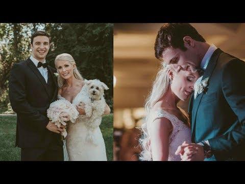WEDDING DAY VLOG! (Behind the Scenes)