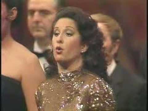 1983 MET100 GALA:L'italiana in Algeri. Rossini