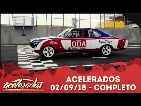 Acelerados (02/09/18)   Completo