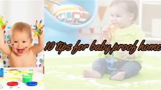 உங்கள் குழந்தை தவிழவோ நடக்கவோ தொடங்கிவிட்டார்களா? அப்போ கண்டிப்பா பாருங்க/Baby proofing/ DIY ideas