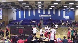 2019 Canadian Premier League Men's Volleyball Championship Game