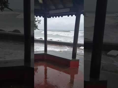 Hurricane irma in nevis Crazy must watch