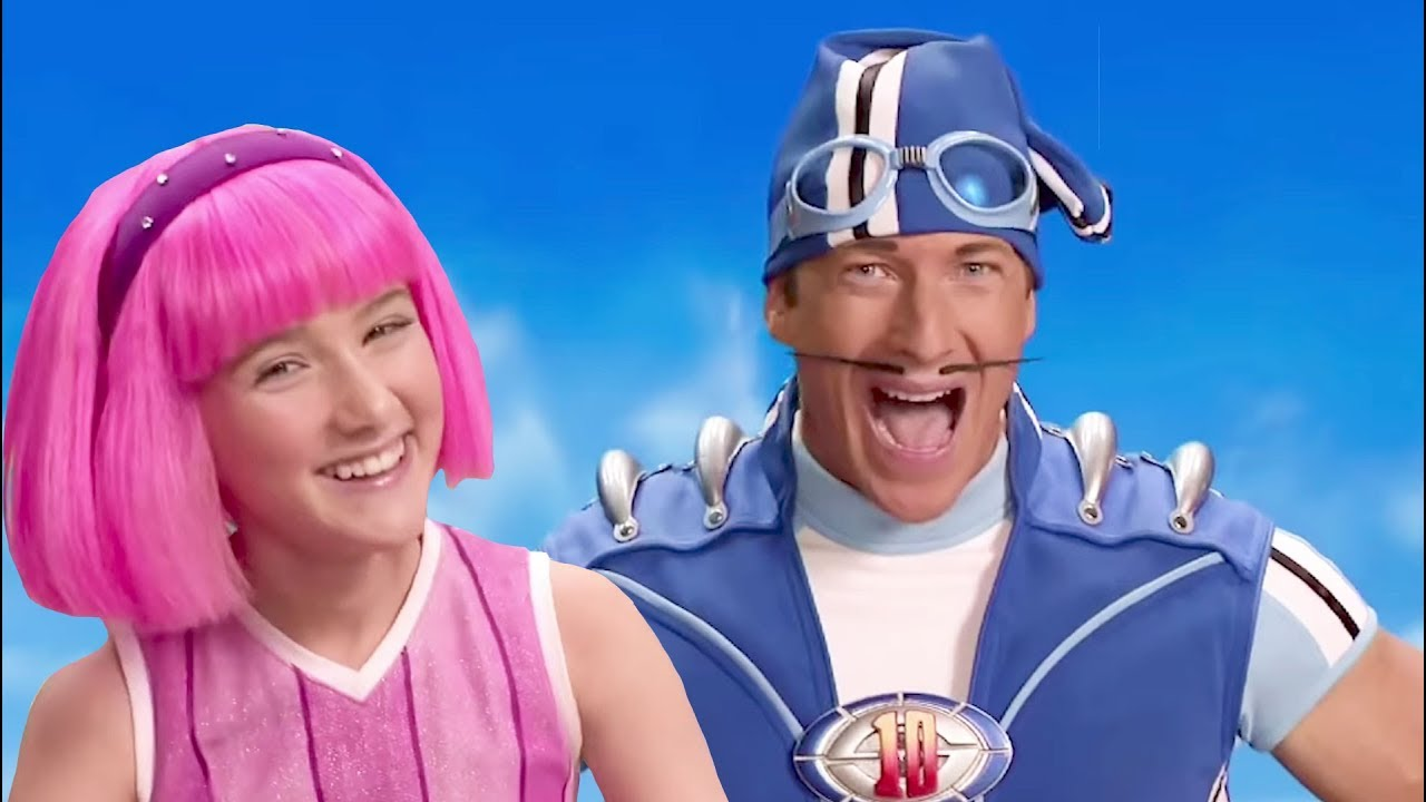 Lazy Town Meme Throwback Clean Up Compilation Lazy Town Songs