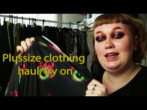 Plussize Clothing haul, with try on