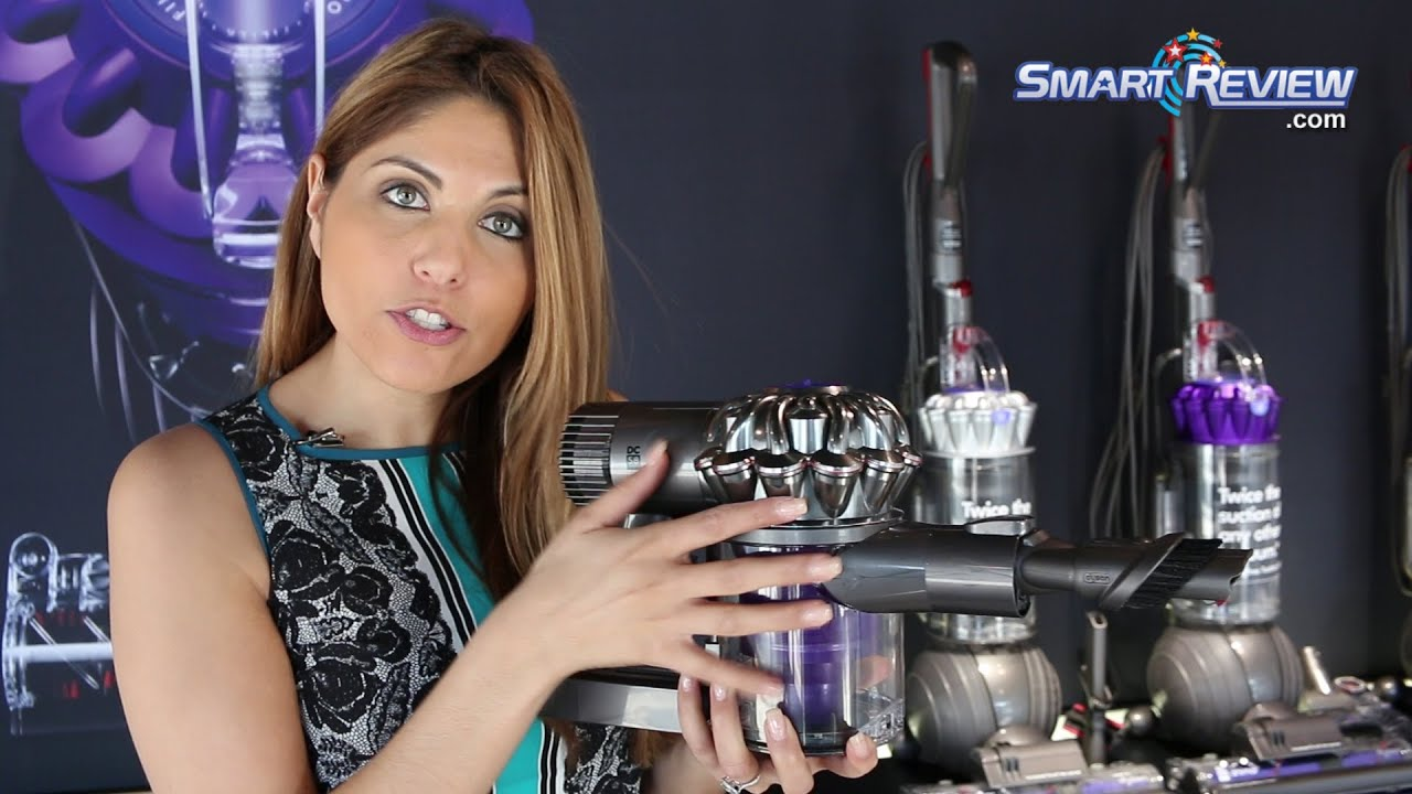 dyson cordless dyson dc58 animal cordless handheld vacuum smartreview youtube - Dyson Reviews