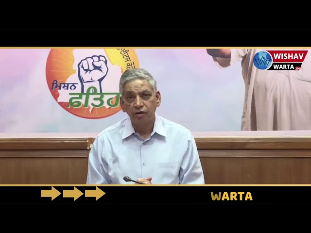 Dr. K. K. Talwar replying to the queries regarding 2nd wave of COVID