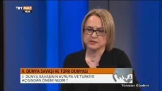 II. Dünya Savaşı'nın Türk Dünyası Açısından Sonuçları - Türkistan Gündemi - TRT Avaz
