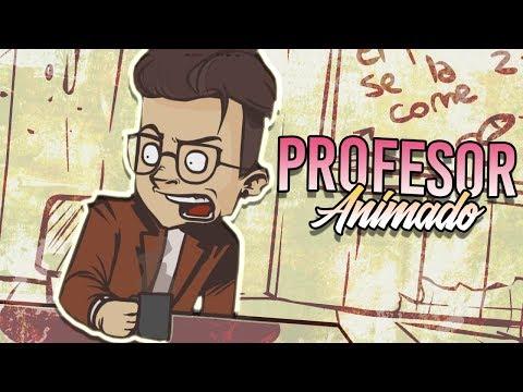 SI YO FUERA PROFESOR (ANIMADO) - MARIANO BONDAR