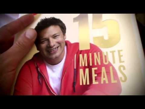 Jamie's 15 Minute Meals   REDEMPTION