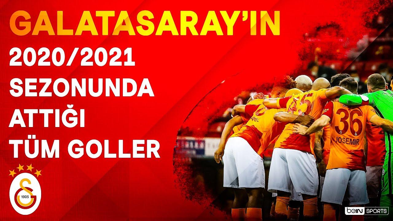 Download Galatasaray | 2020/21 Sezonu | Tüm Goller | #SüperLig