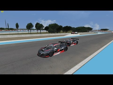 rFactor: VCRC-2HC - Santiago - Race Onboard