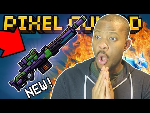 ONLY LUCKY PLAYERS UNLOCK THIS! | Pixel Gun 3D
