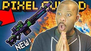 ONLY LUCKY PLAYERS UNLOCK THIS! | Pixel Gun 3D