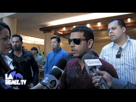 LARemix.tv Interviews Tito el Bambino at Calibash 2011