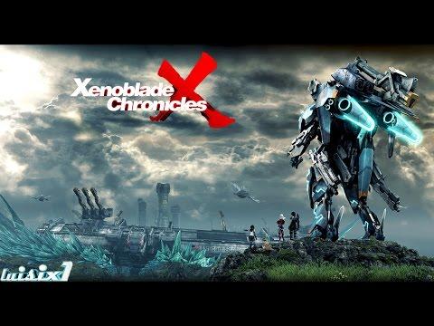 XENOBLADE CHRONICLES X    Comienza la aventura - En Directo   # 1
