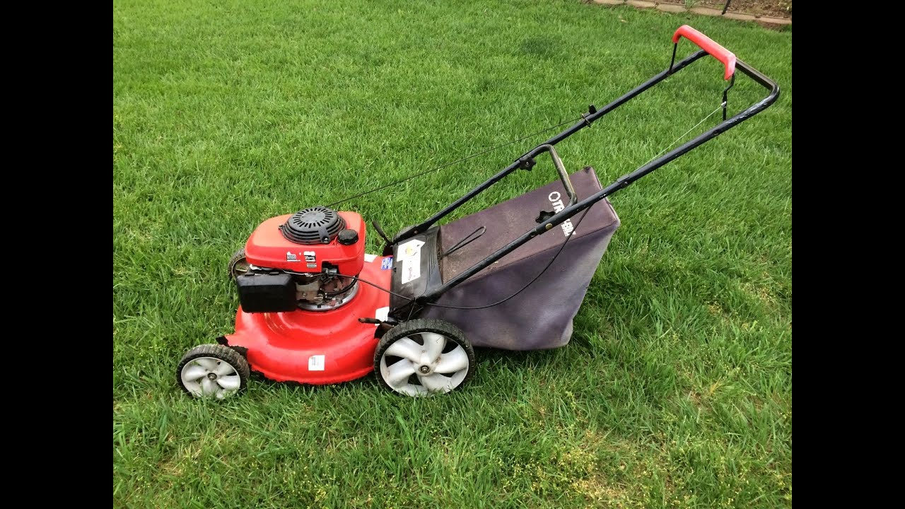 Troy Bilt Lawn Mower Honda Engine Shapeyourminds Com