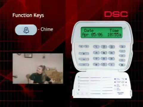 dsc keypad function keys youtube rh youtube com