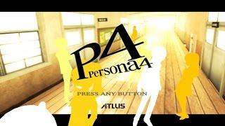 Shin Megami Tensei: Persona 4 Opening (PS2) (HD Quality)