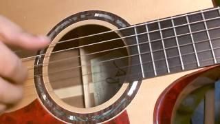 Nuối tiếc guitar solo